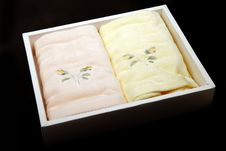 Free Towel Royalty Free Stock Images - 14157849