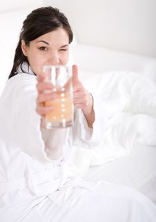 Free Happy Morning Royalty Free Stock Image - 14158066