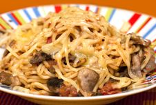 Free Spaghetti Royalty Free Stock Photo - 14158445