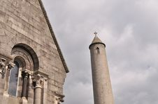Free Graveyard Tower Stock Photography - 14158922