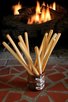 Free Breadsticks Stock Photos - 14159583