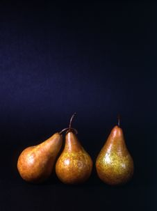 Free Pears Royalty Free Stock Image - 14159776