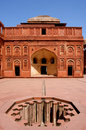 Free Outside Architecture Of The Red Fort Stock Image - 14160761