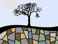 Free Spring Black Fruit Tree Stock Photography - 14161282