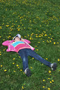 Free Resting Child Stock Image - 14162091