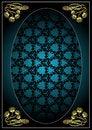 Free Art Nouveau Banner Stock Image - 14166841