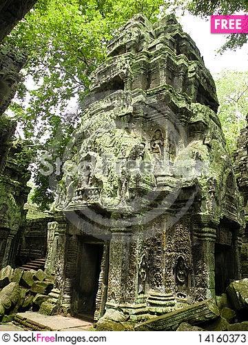 Free Temple Ruins Stock Photos - 14160373
