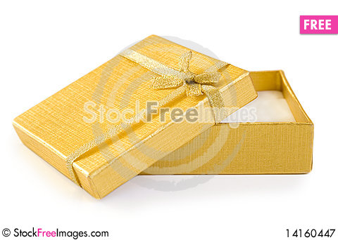 Free Jewelry Box Royalty Free Stock Photography - 14160447