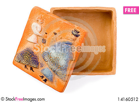 Free Ceramic Box Stock Photography - 14160512
