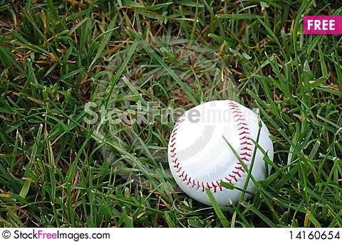 Free Baseball Forgotten Stock Images - 14160654