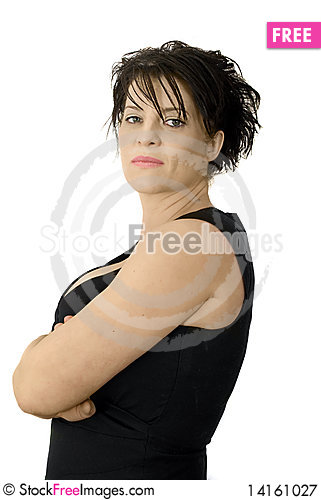 Free Confident Woman Royalty Free Stock Photography - 14161027