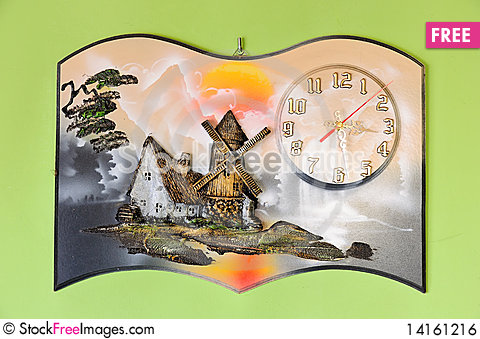 Free Color Timer Royalty Free Stock Image - 14161216