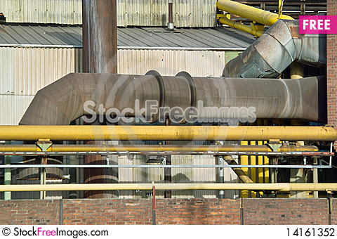 Free Heavy Industries Stock Photography - 14161352