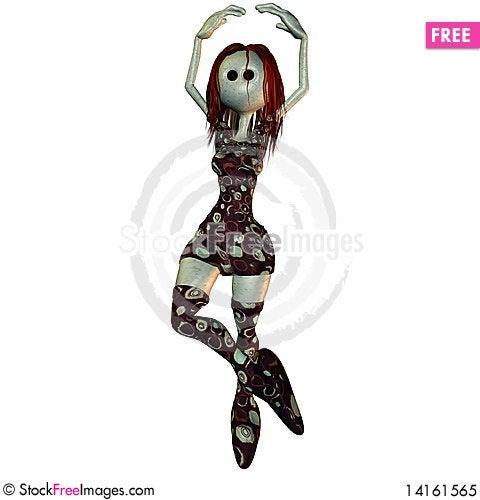 Free Ballerina Royalty Free Stock Photo - 14161565