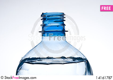Free Bottle Of Water Royalty Free Stock Photography - 14161787