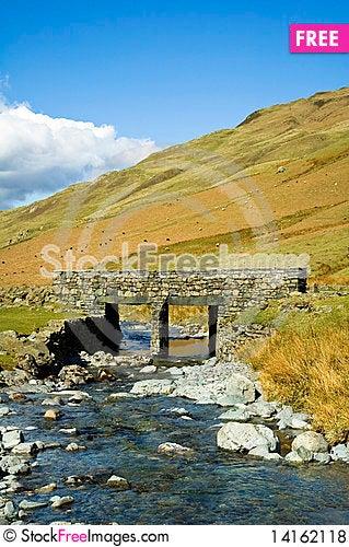 Free Small Bridge Royalty Free Stock Photos - 14162118