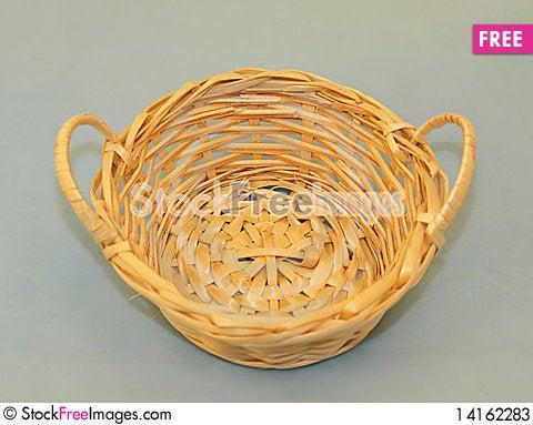 Free Basket Stock Photos - 14162283