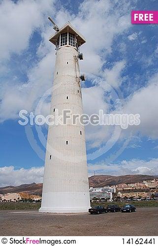 Free Jandia Lighthouse Stock Image - 14162441