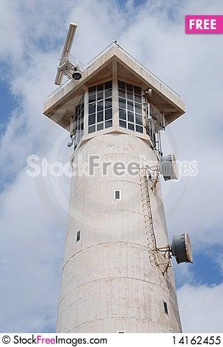 Free Jandia Lighthouse Royalty Free Stock Photo - 14162455