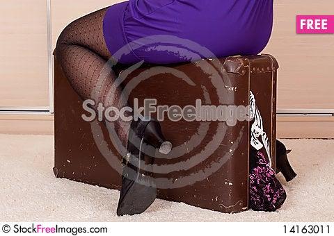 Free Travel Girl Stock Image - 14163011