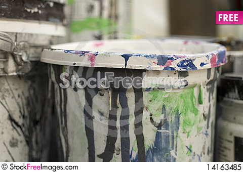 Free Vase Color Royalty Free Stock Photo - 14163485