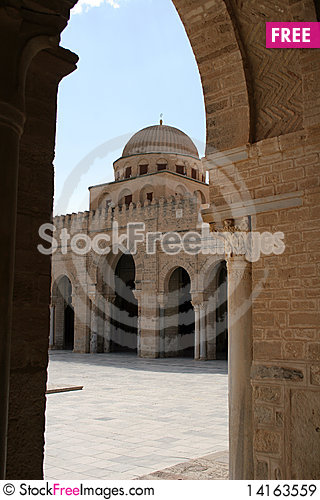 Free Mosque Royalty Free Stock Images - 14163559