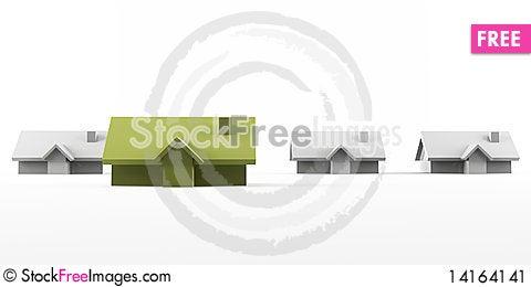 Free House Stock Image - 14164141