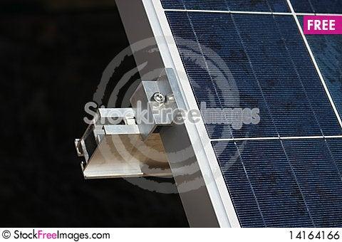 Free Solar Panel Royalty Free Stock Image - 14164166