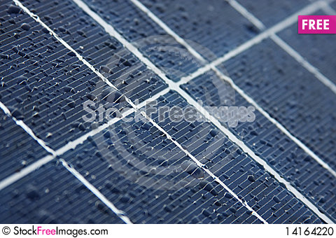 Free Solar Panel Stock Photo - 14164220
