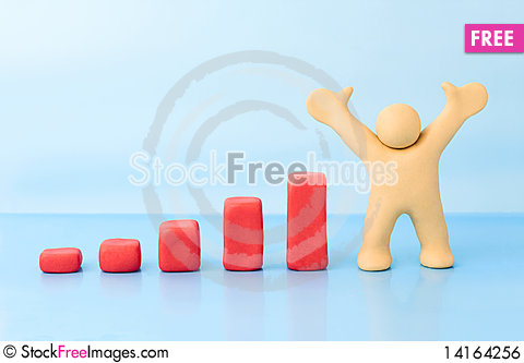 Free Making Money Concept Royalty Free Stock Image - 14164256