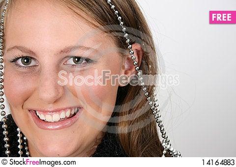 Free Smiling Teen Stock Photos - 14164883