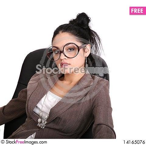 Free Executive Woman Royalty Free Stock Image - 14165076