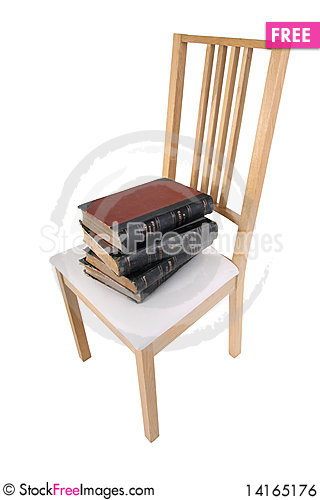 Free Old Books Royalty Free Stock Image - 14165176