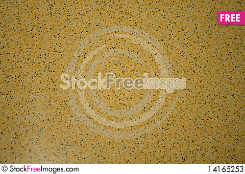 Free Black Spots On Yellow Surface Pattern Stock Photos - 14165253