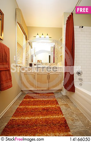 Free Bathroom Stock Photo - 14166050
