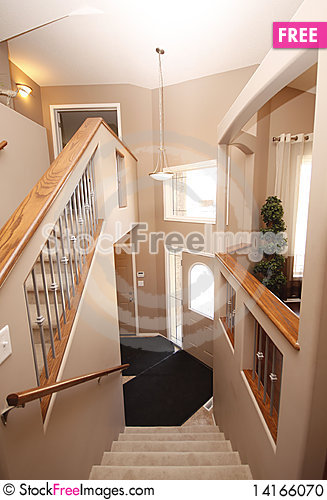 Free Stairs And Door Stock Photo - 14166070