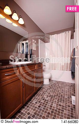 Free Bathroom Stock Photo - 14166080