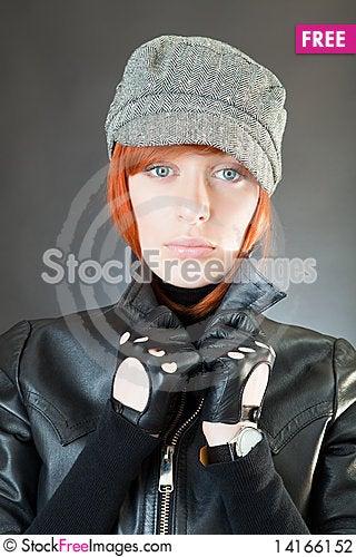 Free Biker Style Stock Photography - 14166152