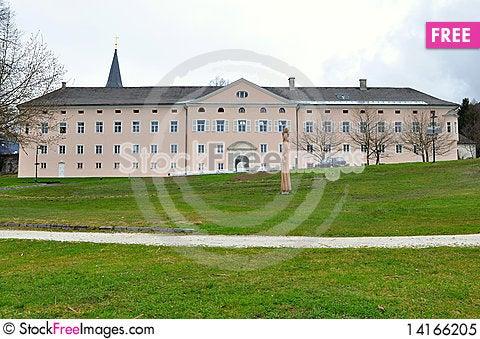 Free Monastery Ossiach,Austria,Europe, Royalty Free Stock Photo - 14166205