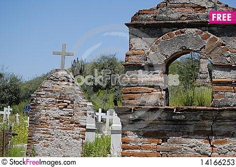 Free Old Tomb 2. Stock Photos - 14166253
