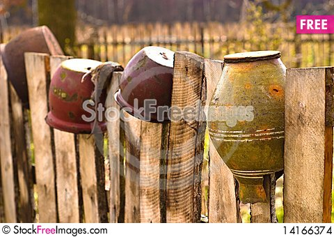 Free Fence Stock Images - 14166374