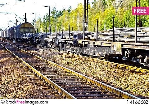 Free Railway Stock Photography - 14166682