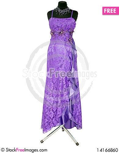Free Dress On A Dummy Stock Photo - 14166860