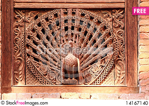 Free Durbar Square,Bhaktapur,Nepal Stock Photo - 14167140