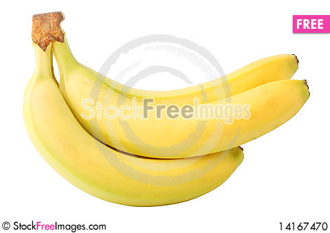 Free Bananas Stock Photo - 14167470