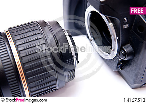 Free Camera Stock Photos - 14167513