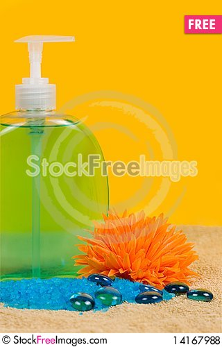 Free Subjects For Care Of A Body Royalty Free Stock Photos - 14167988