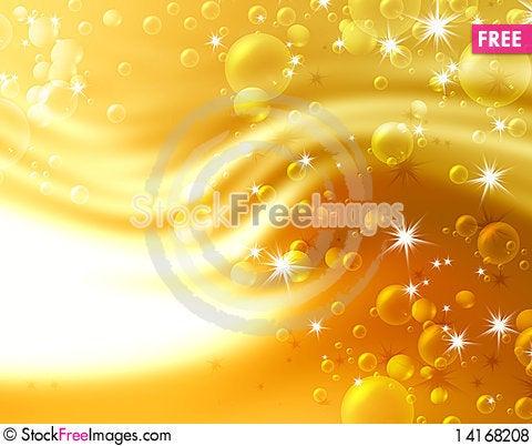 Free Festive Air Bubbles Royalty Free Stock Photos - 14168208
