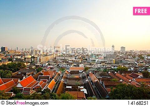 Free Bangkok Stock Image - 14168251