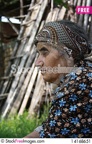 Free Granny Stock Image - 14168651